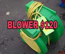 BLOWER WORKING GOOD for Sale in Las Vegas, NV