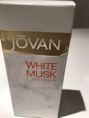 Jōvan white musk for women 96 ml for Sale in Miami, FL