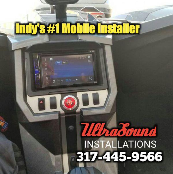 Mecp Certified Radio Installation Audio Equipment In Indianapolis