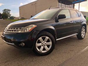 2007 Nissan Murano SL AWD Clean CarFax & Runs Good for Sale in Annandale, VA