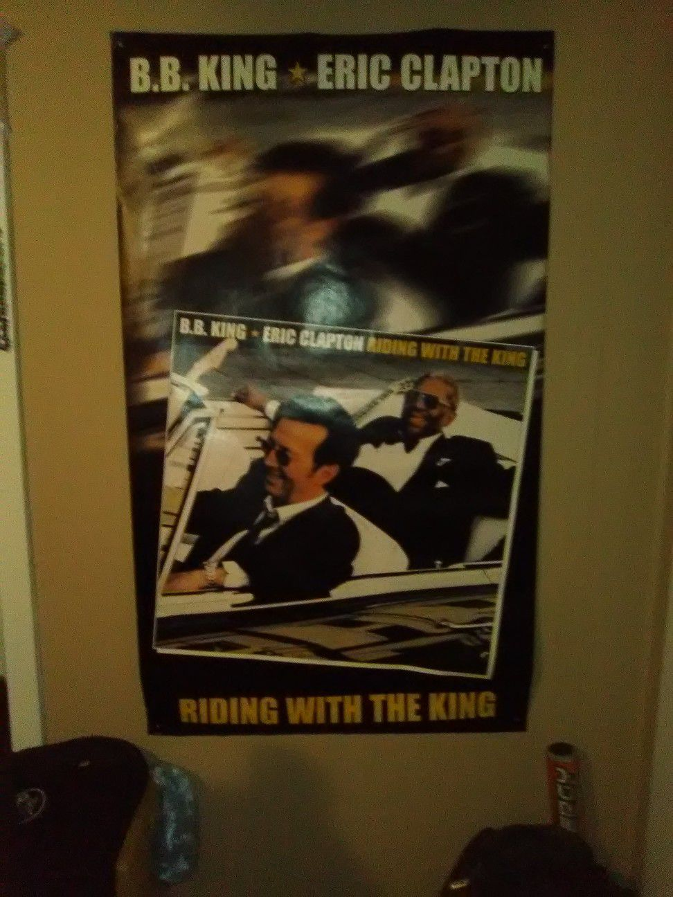 Scarcely Rare Vinyl Double Sided Poster