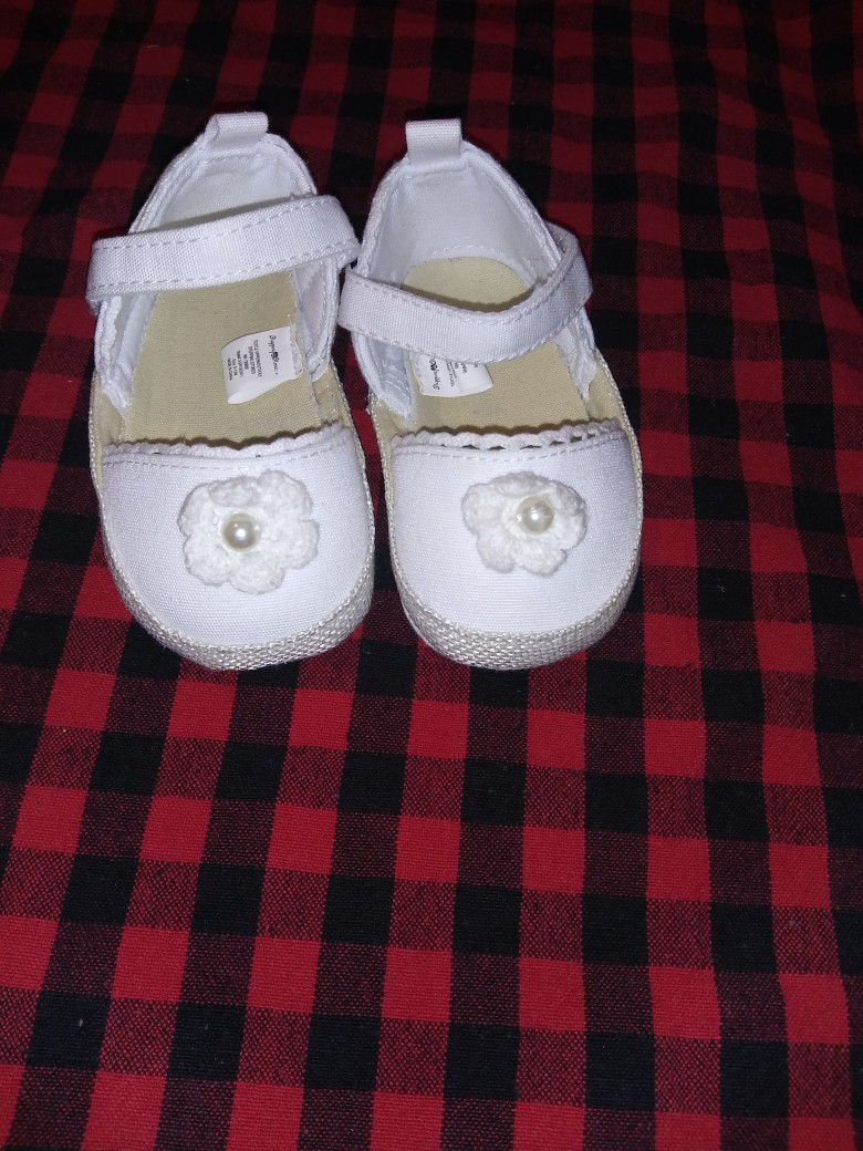 Baby Girl Shoes Size 9-12 Months