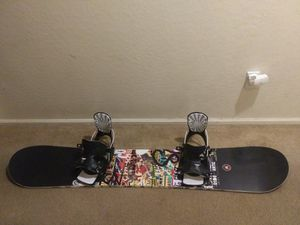 Ride Antic Snowboard for Sale in Laveen Village, AZ