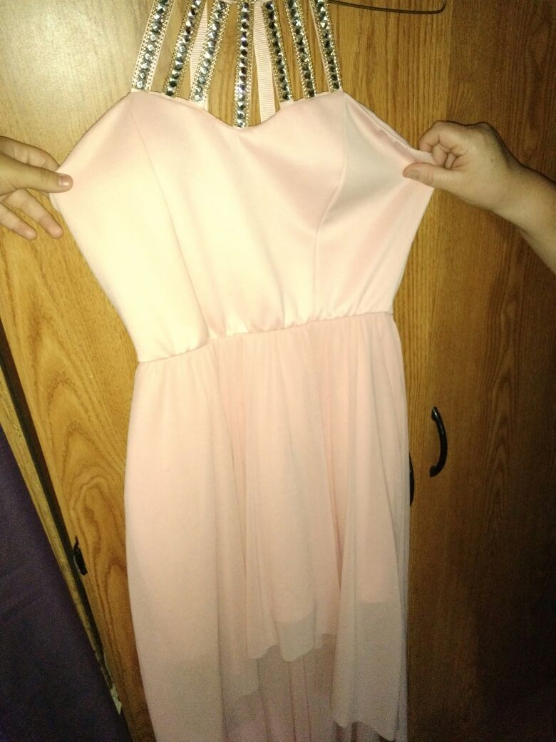 Lily Tiger Boutique Homecoming Dress size large