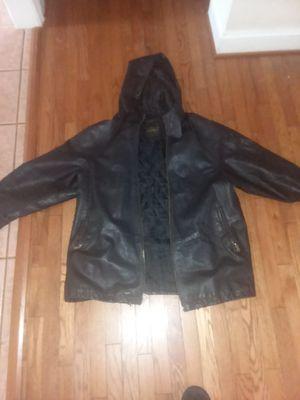 Men's leather jacket 2x for Sale in Manassas, VA