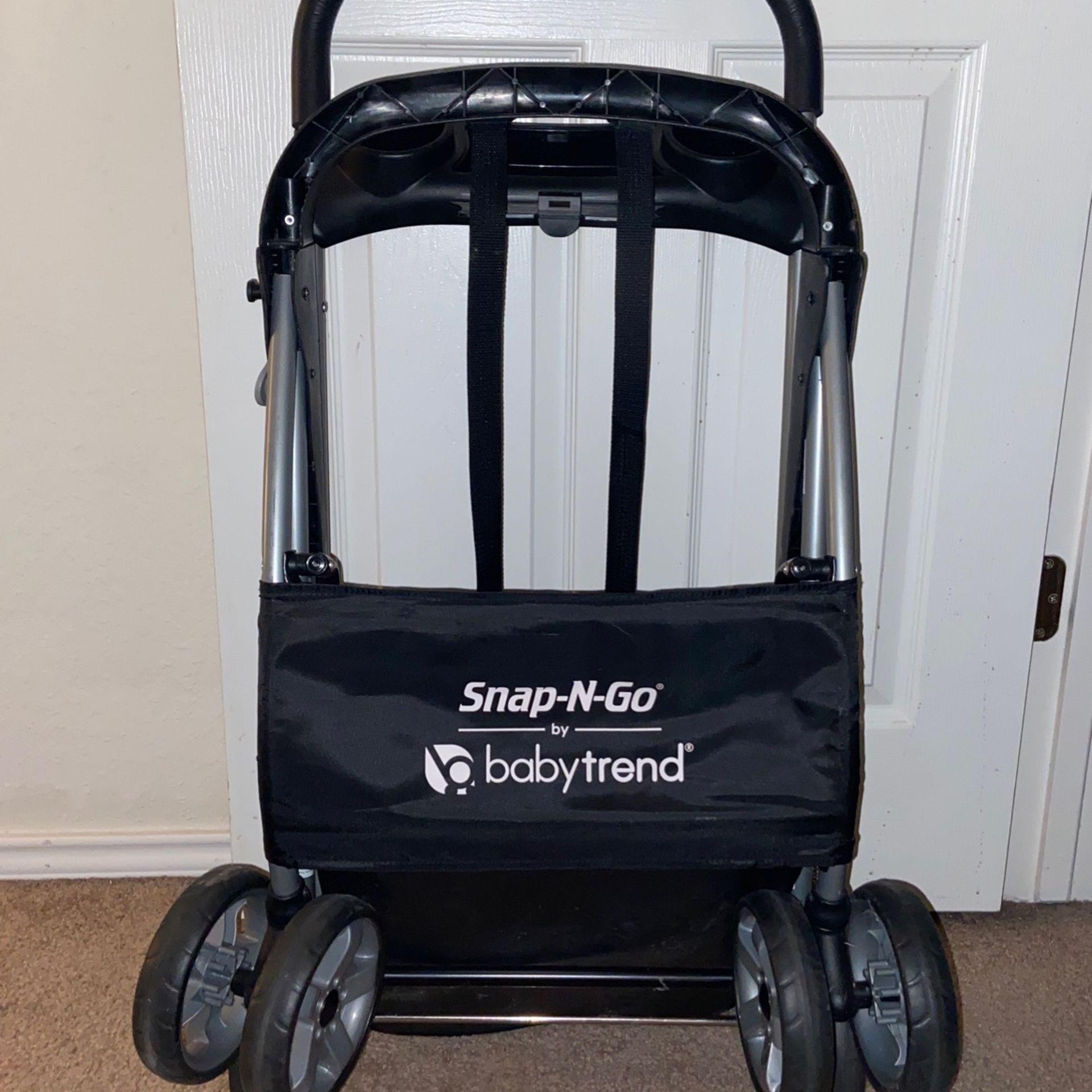 Snap & Go Baby Trend Stroller