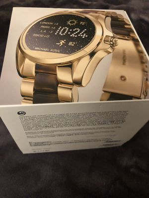 Michael Kors access watch compatible with Android for Sale in Torrance, CA