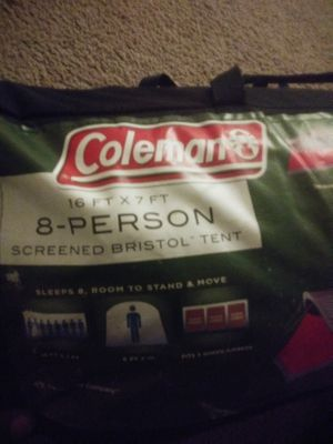 Colemans camping gear for Sale in Alexandria, VA