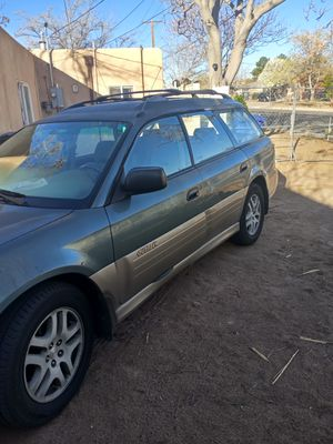 Photo Subaru outback all-wheel drive
