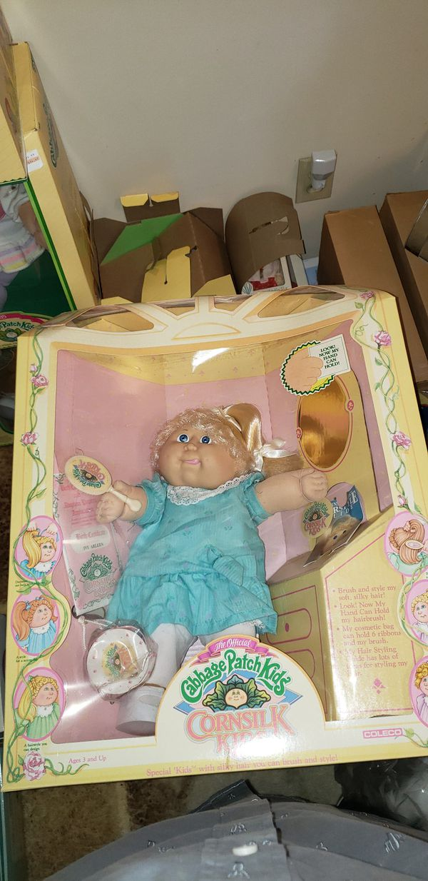 Cabbage Patch Kids 80s Doll New For Sale In Anaheim Ca