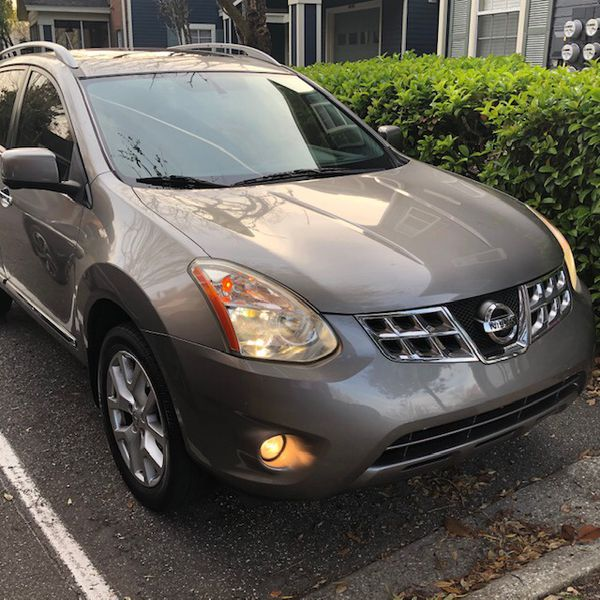 2013 Nissan Rogue SV For Sale In Jacksonville, FL