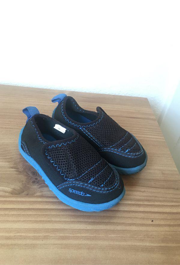 Speedo Baby Boys shoes size 5-6 for Sale in Lynnwood, WA ...