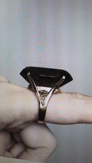 14kt Antique Smoky Topaz Ring for Sale in Gaithersburg, MD