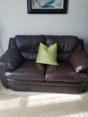 3 Piece Brown sofa set for Sale in Richmond, VA
