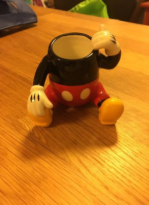 Mickey Mouse shot glass collectible for Sale in Germantown, MD