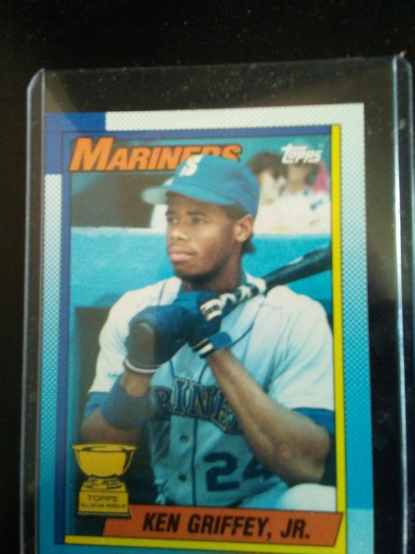 Ken Griffey Jr Rookie Card 336 For Sale In Wichita Ks Offerup