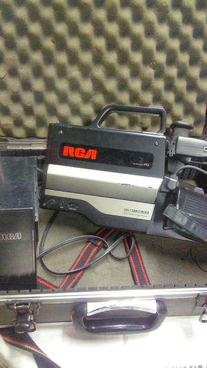 RCA VHS Camcorder for Sale in Detroit, MI