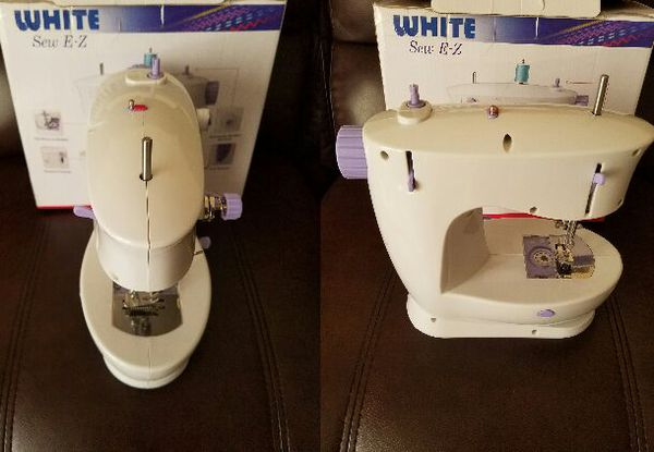 White Sew EZ Sewing Machine General In Hayward CA OfferUp Custom Ez Sewing Machine