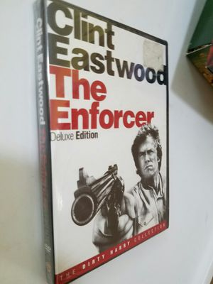 "NEW Sealed Clint Eastwood, ""The Enforcer"" on DVD for Sale in Henderson, NV"