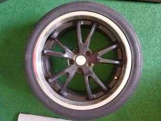 Steeda Wheels Nitto Invo Tires Rims Thumbnail
