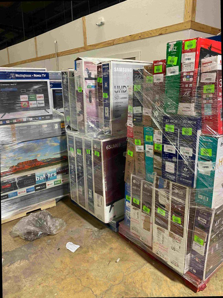 TVs @ Wholesale Prices Liquidation Sale Happening RIGHT NOW Walk-ins Welcomed OPEN FOR BUSINESS