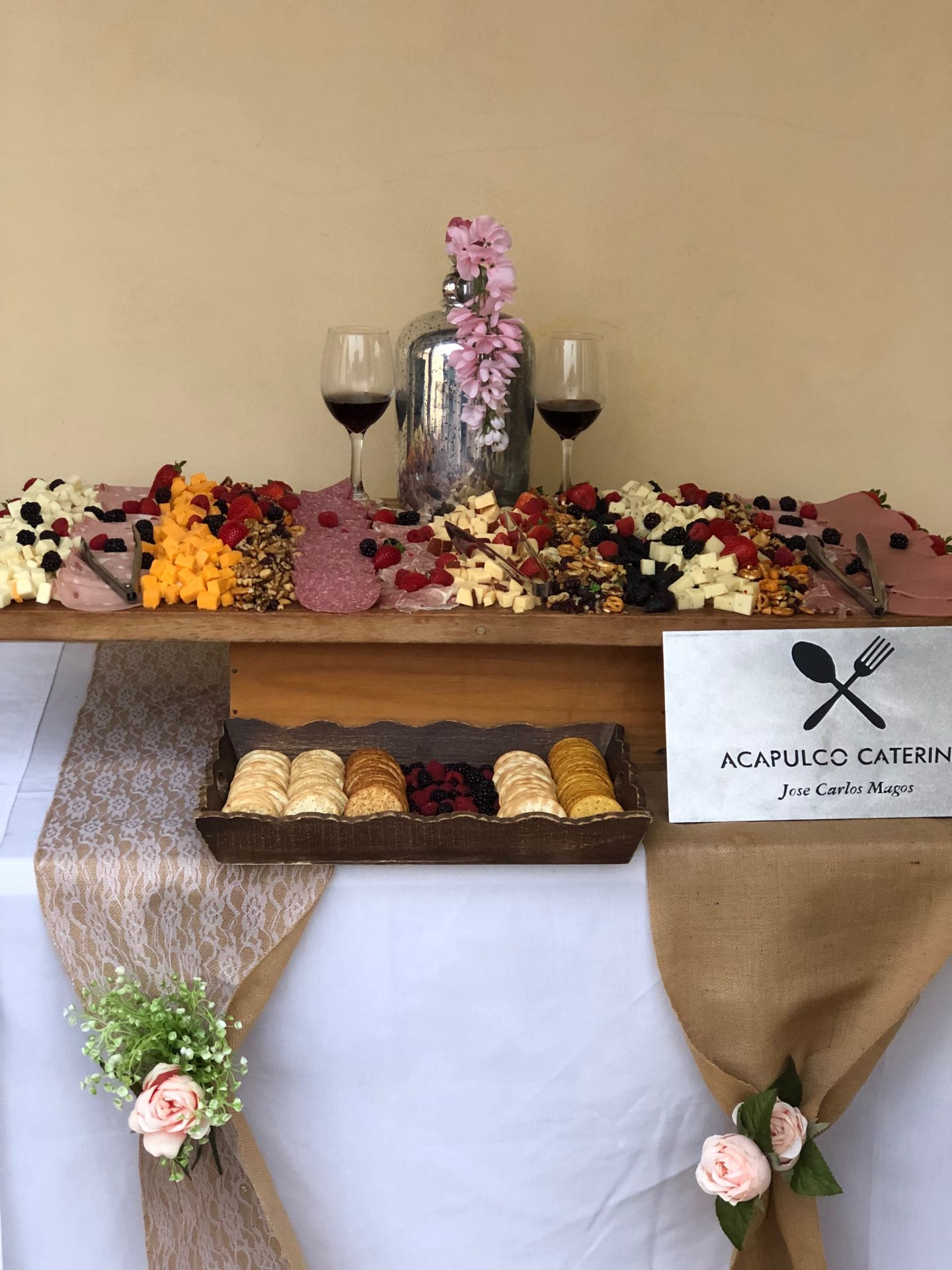 Fingers Food 👌🏻 Appetairzers Desserts !!Catering