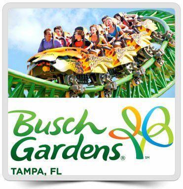Busch gardens tickets (Tickets) in Tampa, FL - OfferUp