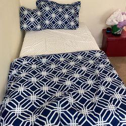 Twin memory foam mattress  for sale  Thumbnail