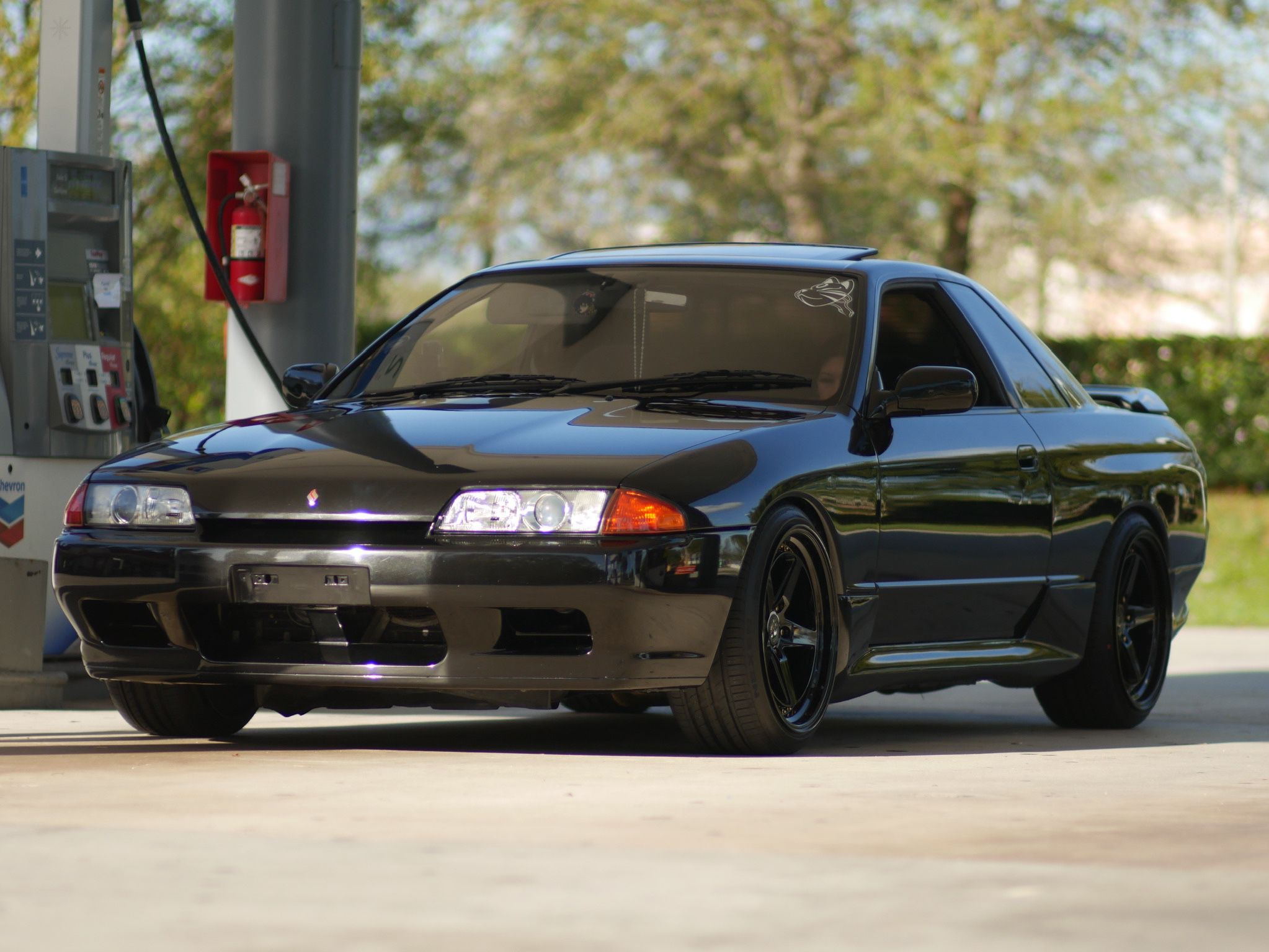 Photo 1991 Nissan Skyline GTST