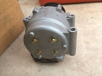 AC Compressor and drier assy-NEW DENSO Sigma JP 14-002NEW/20150708 Thumbnail