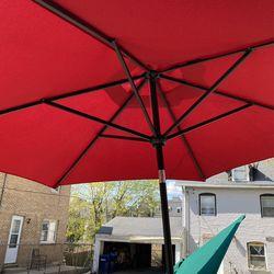 Red Umbrella  Thumbnail