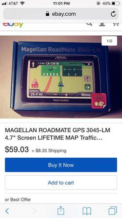Portable Navigator Thumbnail