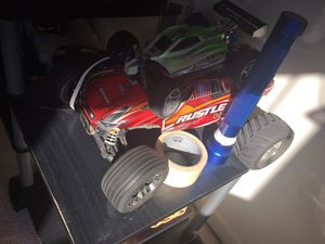 Upgraded Rc car Traxxas rustler for Sale in Columbus, OH