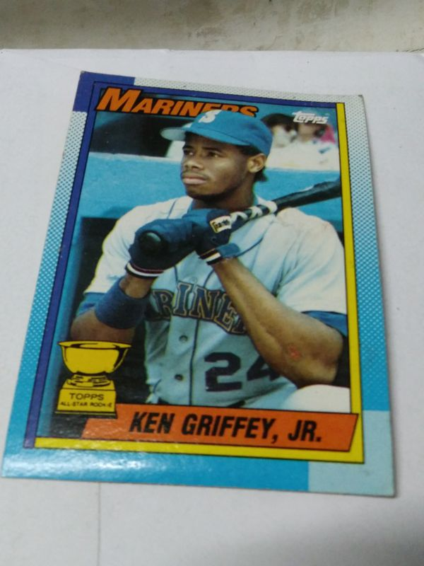 Ken Griffey Jr Rookie Card For Sale In Bakersfield Ca Offerup