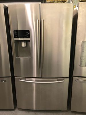 "36"" BRAND NEW SAMSUNG FRENCH DOOR REFRIGERATOR for Sale in Glen Burnie, MD"