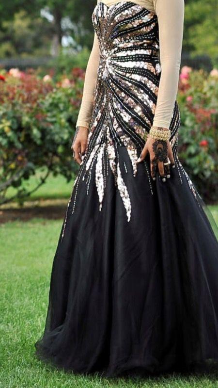 Dress ( Camille la vie ) prom dress gown for Sale in San Jose, CA ...