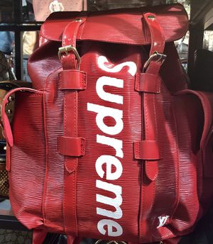 0a111ad1c4e261 New and Used Supreme backpack for Sale in Lutz