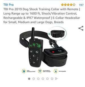 Dog Training Collar for Sale in Middletown, MD