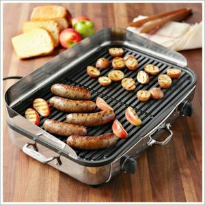 All clad counter top electric grill for Sale in Leesburg, VA