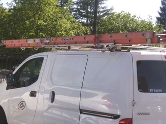 28 foot werner extension ladder Thumbnail