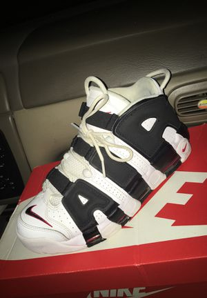 black and white uptempo for Sale in Fort Washington, MD