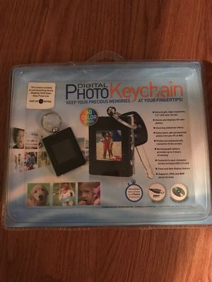 Digital Photo Keychain for Sale in Denver, CO