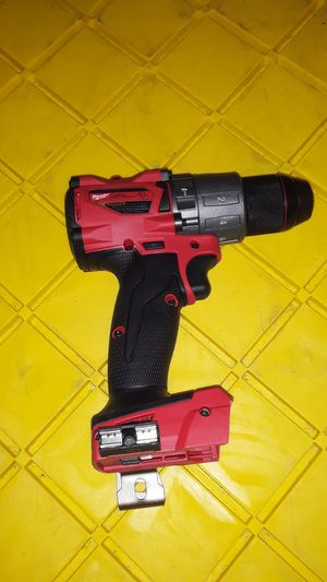 Photo Milwaukee hammer drill tools only