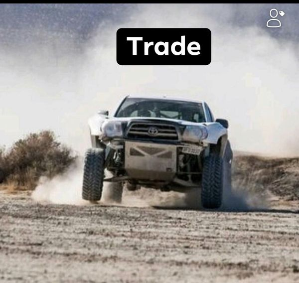 Trade trade trade for newer suv or sedan Toyota Tacoma for Sale in San  Diego, CA - OfferUp
