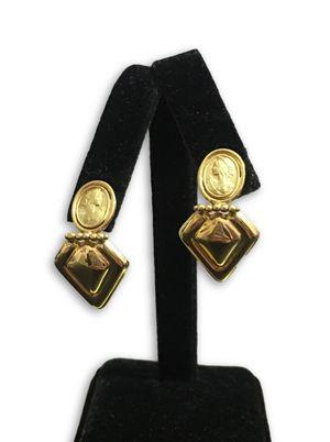18k Earrings for Sale in Alexandria, VA