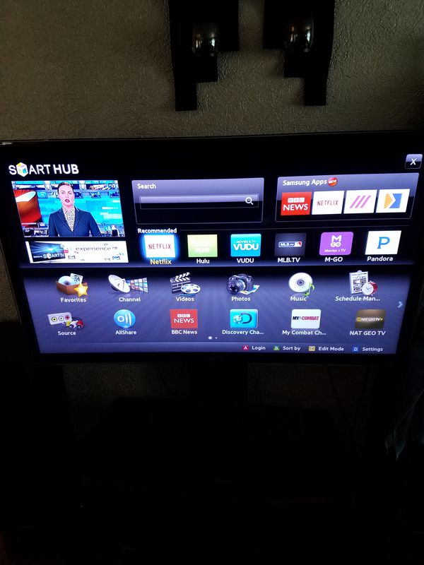 Samsung LED HD Smart Tv for Sale in Portland, OR - OfferUp