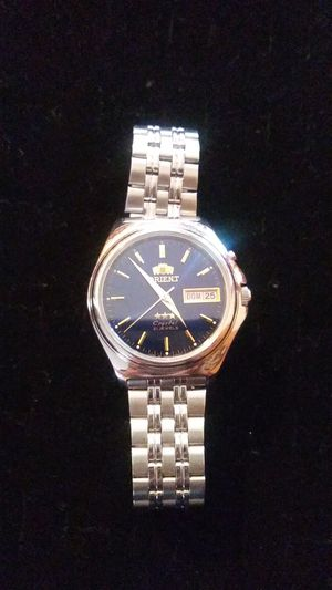 Photo Orient Crystal 21 Jewels Watch