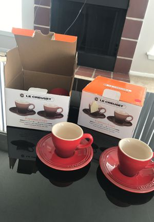 Espresso cups for Sale in Galveston, TX