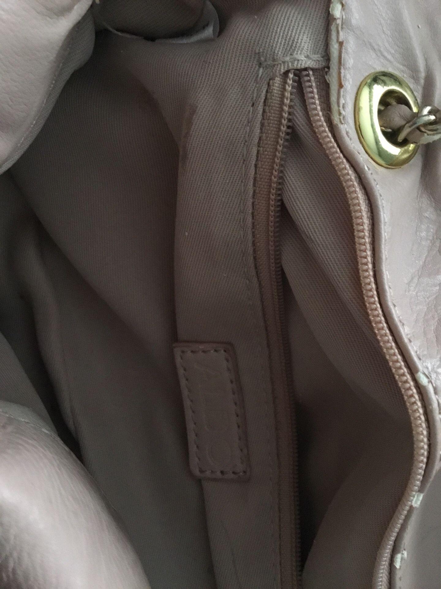 Aldo bag pink