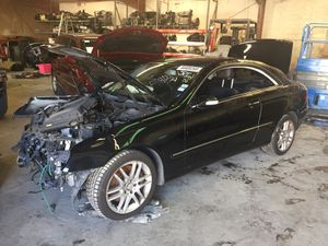 2008 Mercedes CLK350 for parts for Sale in Dallas, TX